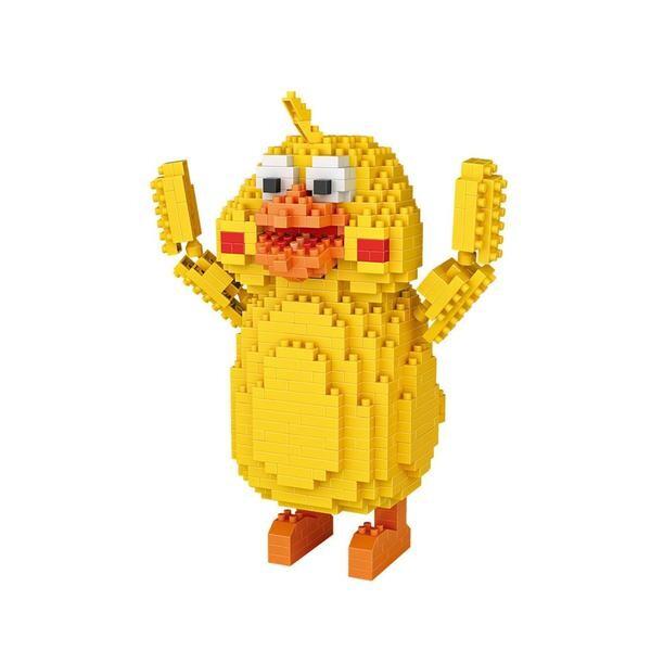 LOZ 9763 Yellow Bird Bart