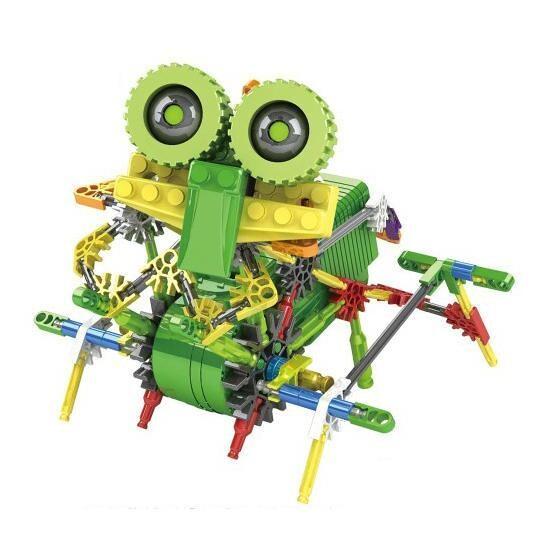 LOZ 3015 Ankylosaurus Robot