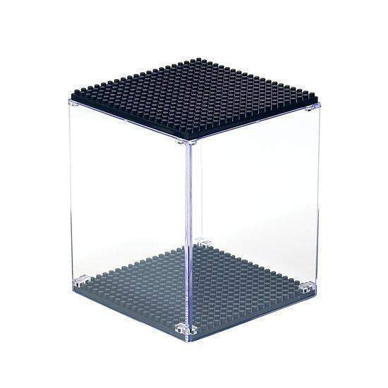 LOZ Display Case Black