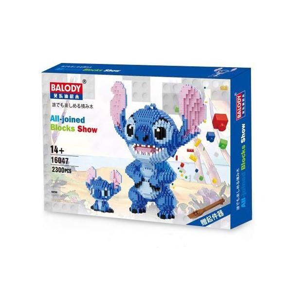 Balody 16047 Lilo and Stitch - Stitch