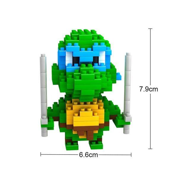 LOZ 9151 Ninja Turtles Leonardo
