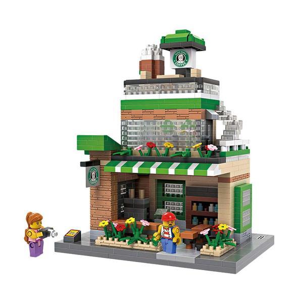 LOZ Large Coffee Shop