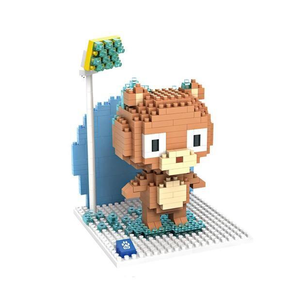 LOZ 9015 Bear Dudu