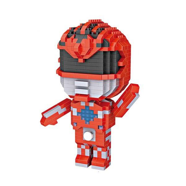 LOZ Power Ranger Red