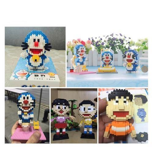 LOZ 9807  Doraemon Nobita Nobi