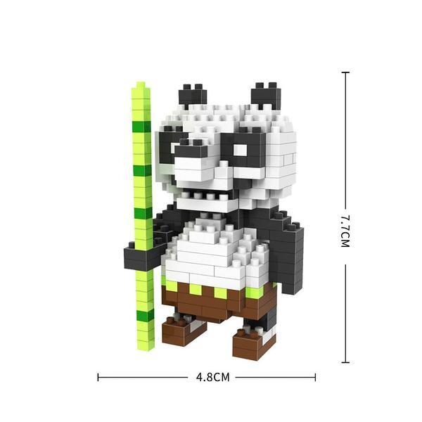 LOZ 9339 Kung Fu Panda Classic Po