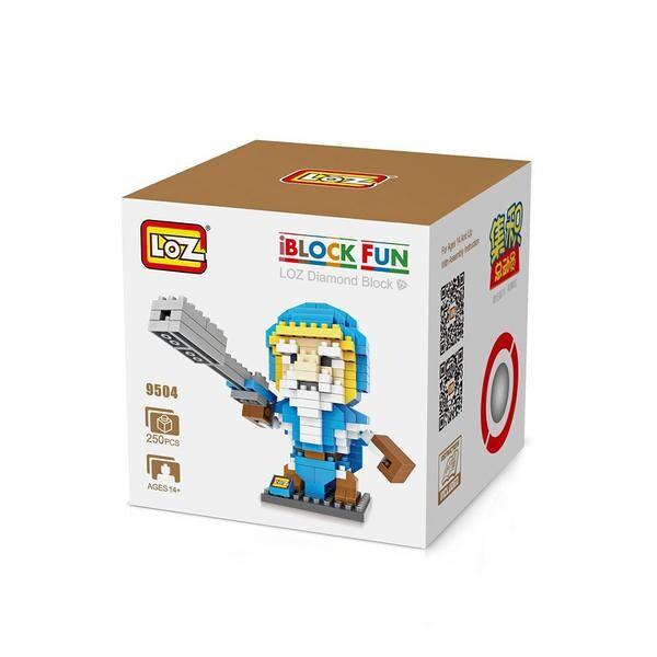 LOZ 9504 Dota 2 Dwarven Sniper