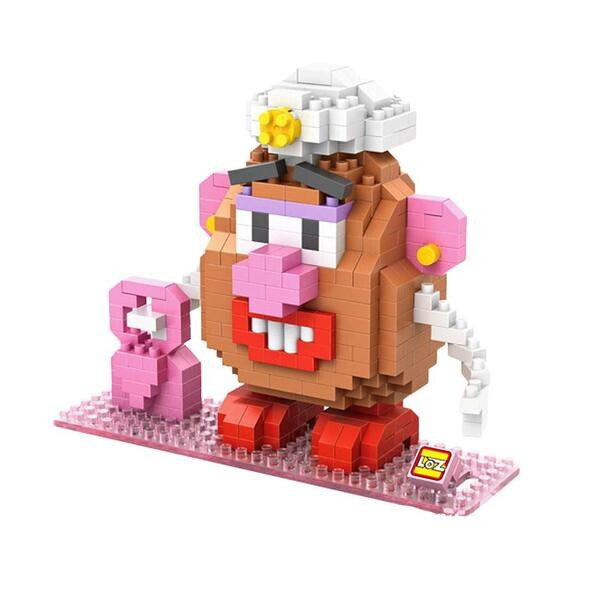 LOZ 9502 Toy Story Mrs. Potatohead