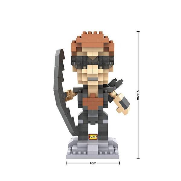 LOZ 9523 Superhero Hawkeye