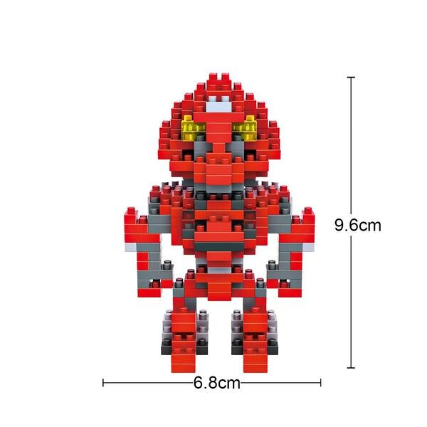 LOZ 9404 Transformers Stinger