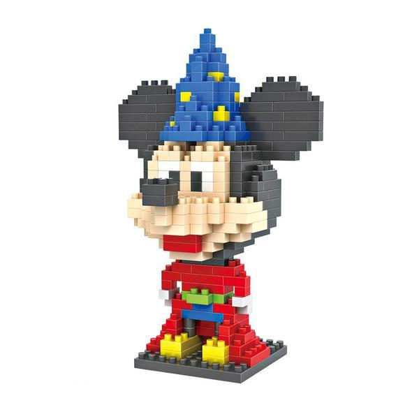 LOZ 9420 Mickey Mouse Magician