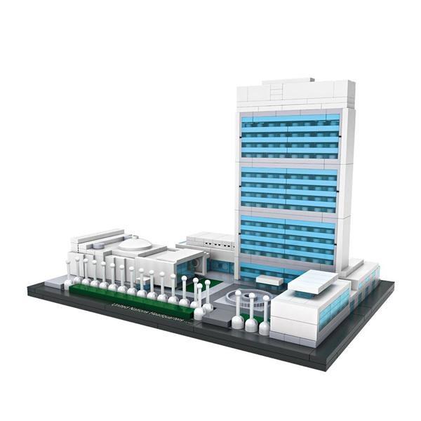 LOZ 1014 United Nations Headquarters