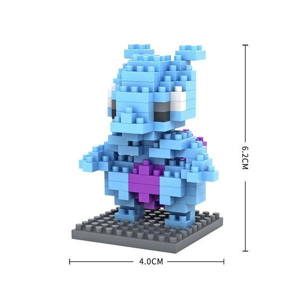 LOZ 9137 Pokémon Mewtwo