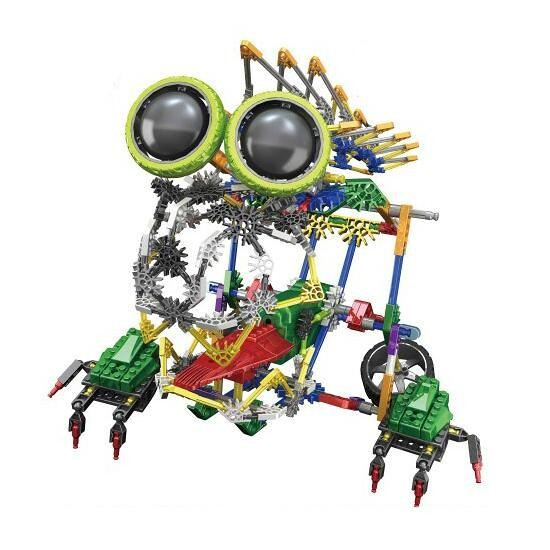 LOZ 3026 4-Eyed Robot Insect