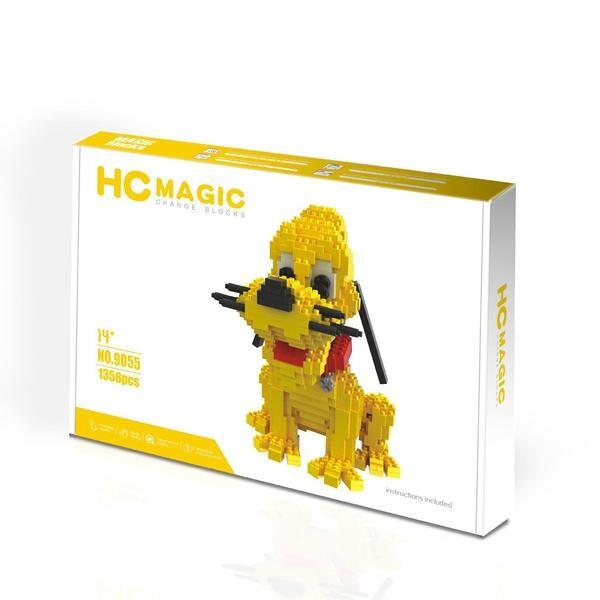 HC Magic 9055 Mickey Mouse Pluto