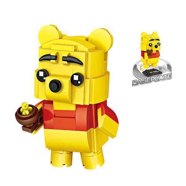 LOZ 1451 Winnie The Pooh