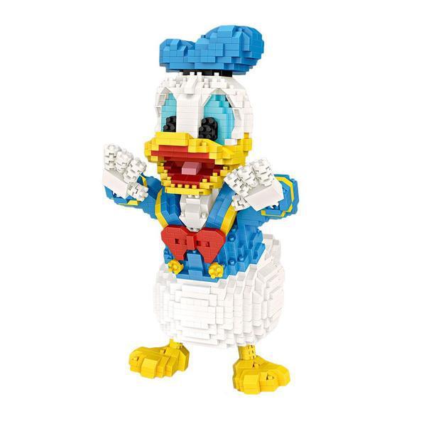 LOZ 9038 Large Donald Duck