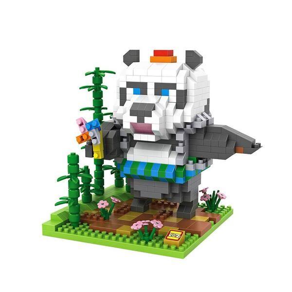 LOZ Kung Fu Panda Meimei