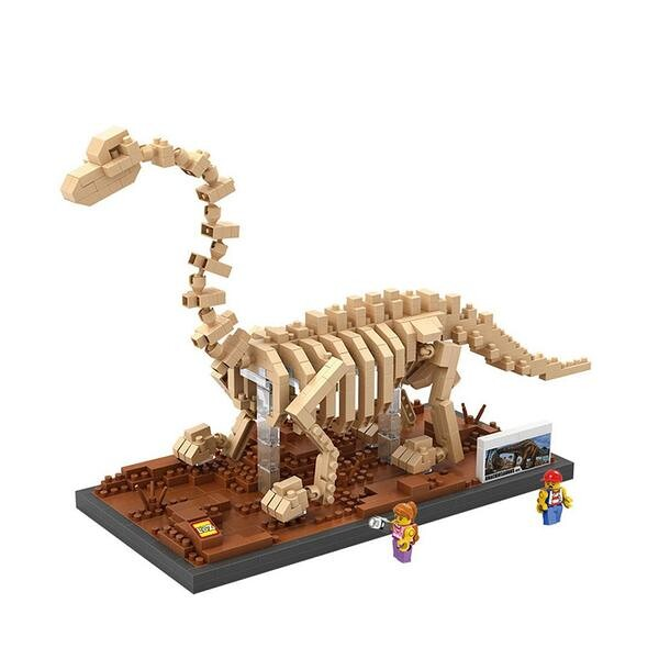 LOZ Dinosaur Brachiosaurus