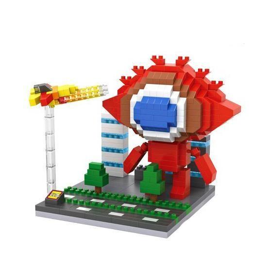 LOZ Ultraman Gan Q