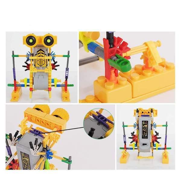 LOZ 3011 Robotic Kangaroo
