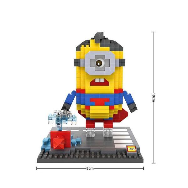 LOZ 9540 Despicable Me Superman