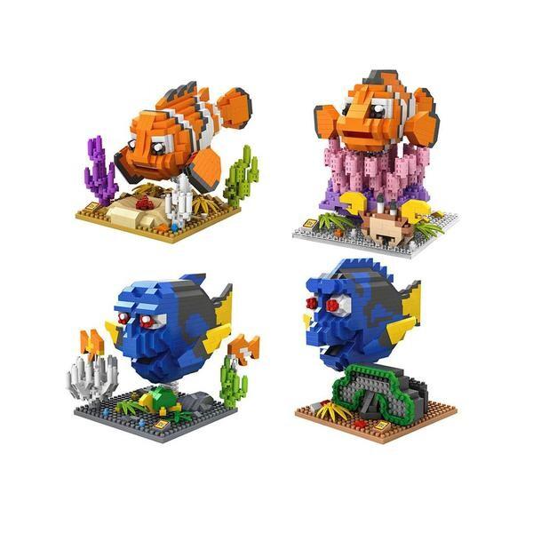 LOZ Finding Nemo Bundle