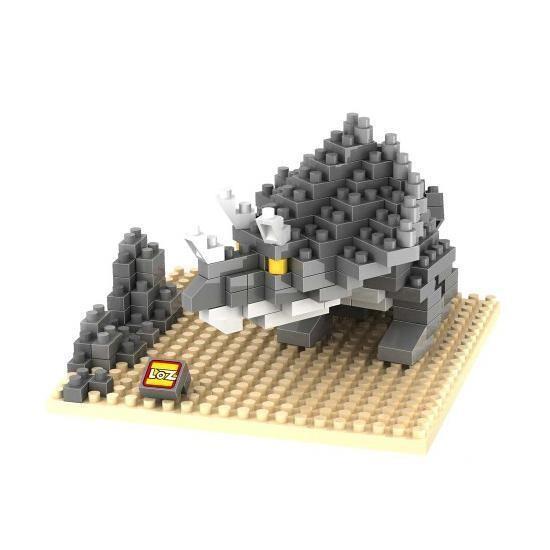 LOZ 9486 Dinosaur Ceratopsia
