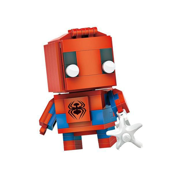 LOZ Brickheadz Spiderman