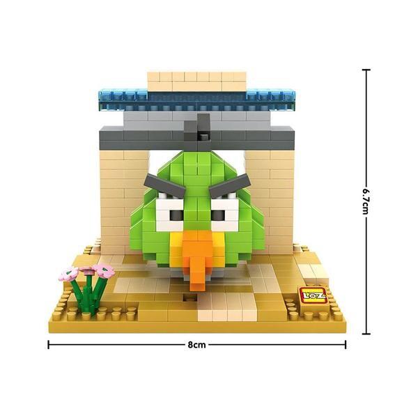 LOZ 9515 Angry Birds Small Hal