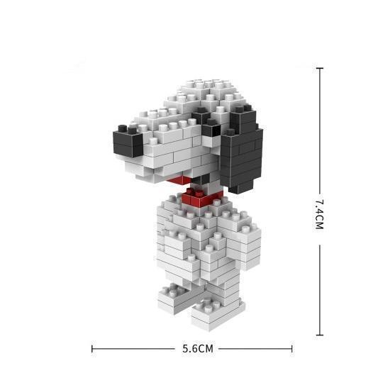LOZ 9330 Classic Snoopy