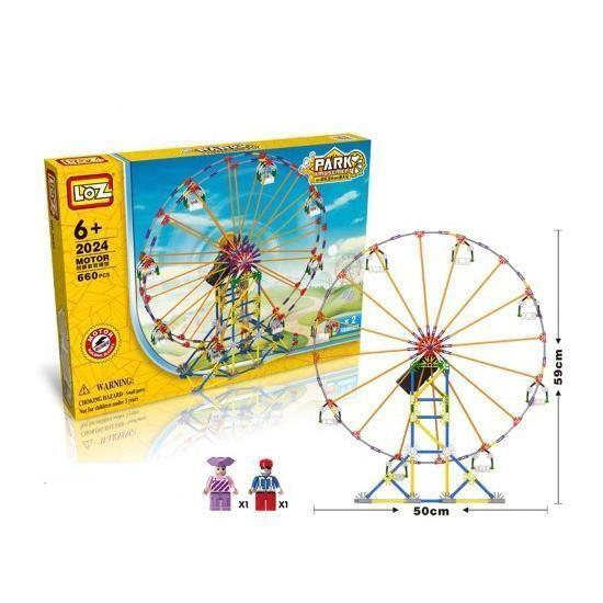 LOZ 2024 Motor Ferris Wheel