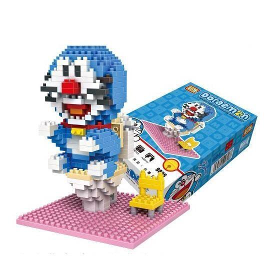 LOZ 9806 Doraemon Toilet