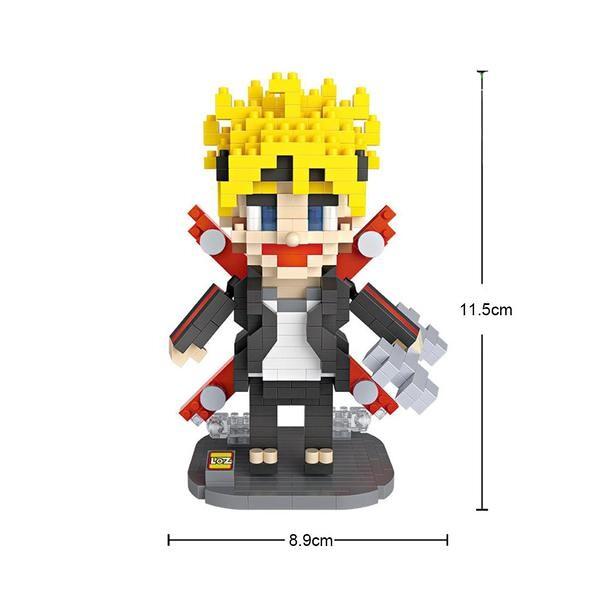 LOZ Naruto Uzumaki Boruto