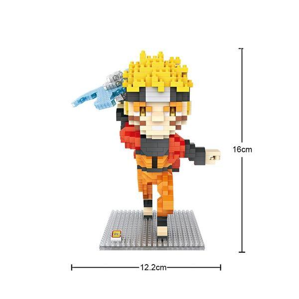 LOZ 9742 Naruto Uzumaki