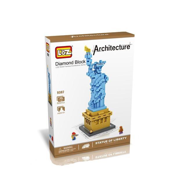 LOZ Statue of Liberty