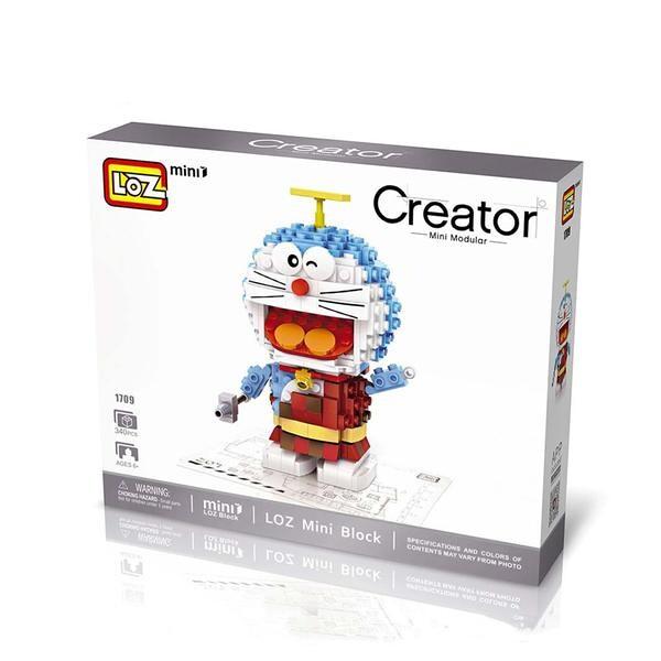 LOZ 1709 Mini Ancient Doraemon