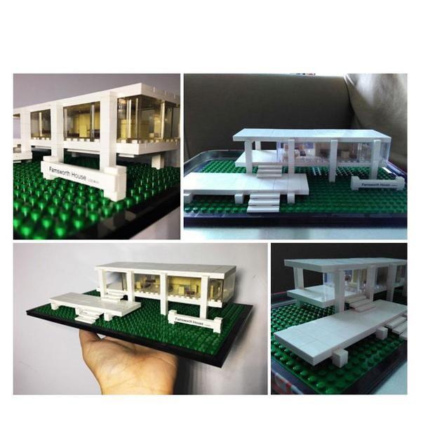 LOZ 1012 Farnsworth House
