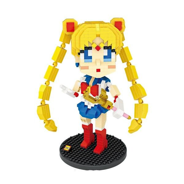 LOZ Sailor Moon - Moon