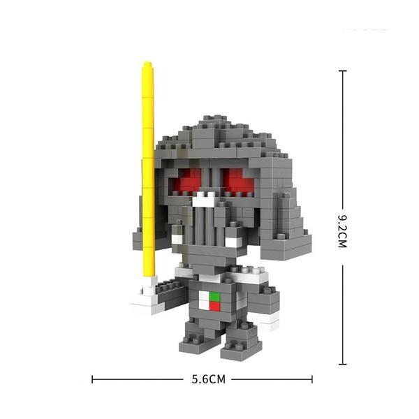 LOZ 9334 Star Wars Classic Darth Vader