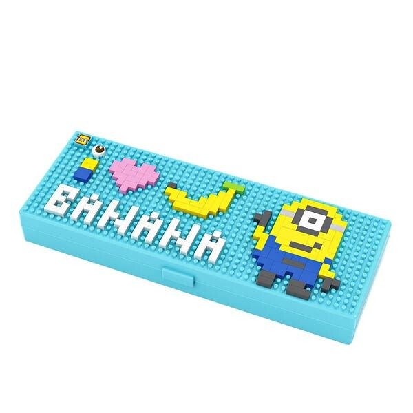 LOZ  9096-4 Pen Case Despicable Me