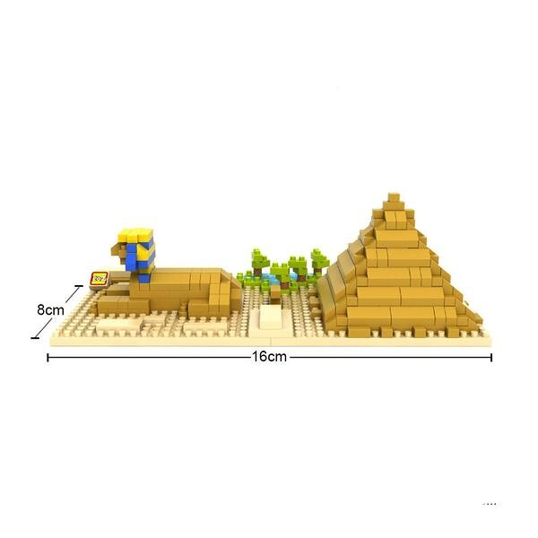 LOZ 9376 Great Sphinx Of Giza