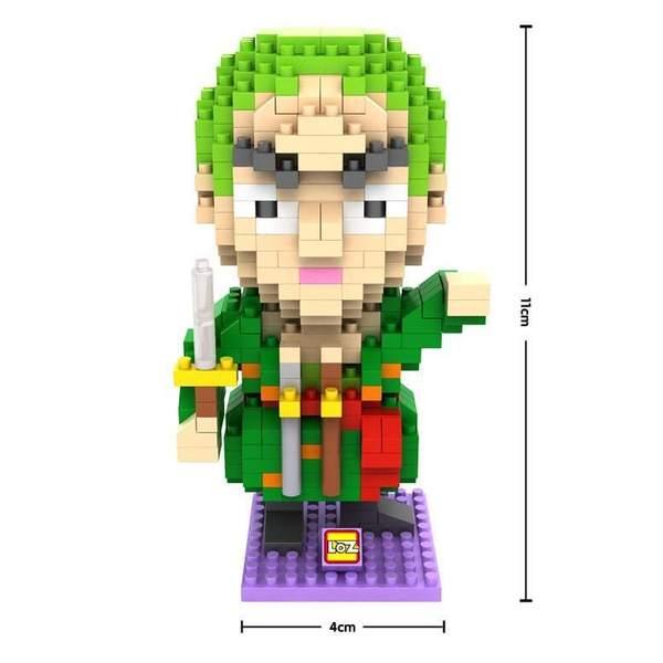 LOZ 9826 One Piece Zoro
