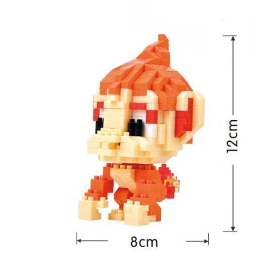 LNO 218 Pokémon Chimchar