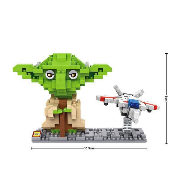 LOZ 9530 Star Wars Yoda