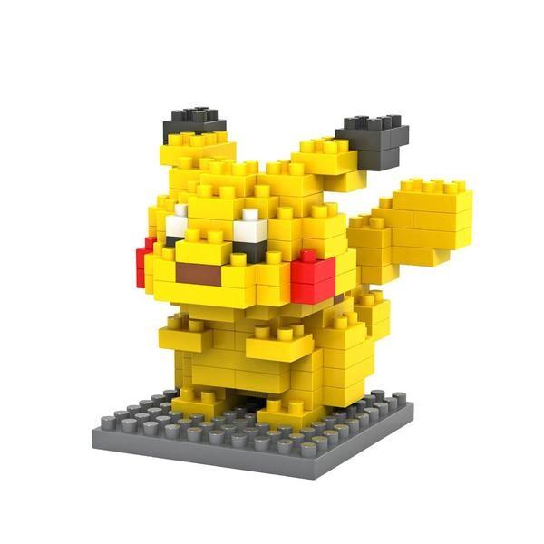 LOZ 9136 Pokémon Pikachu
