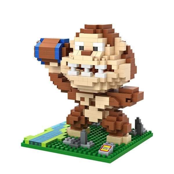 LOZ 9619 Pixels Donkey Kong