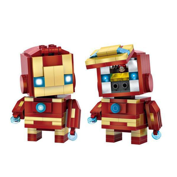 LOZ 1402 Iron Man