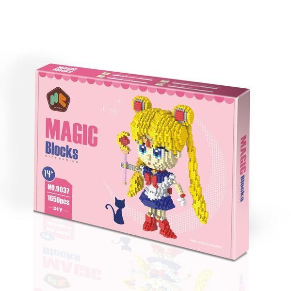 Magic Blocks 9037 Sailor Moon
