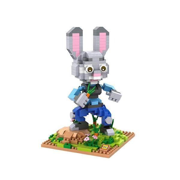 LOZ Zootopia Judy
